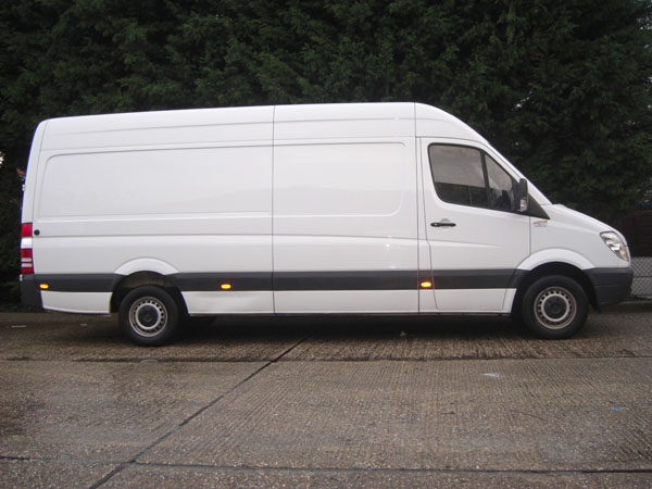 LWB van for hire